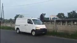 Viral Pemobil Buang Sampah Dicari Polisi Akhirnya Serahkan Diri