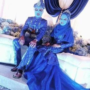 10 Potret Pernikahan di Indonesia yang Totalitas Konyolnya, Bikin Ngakak