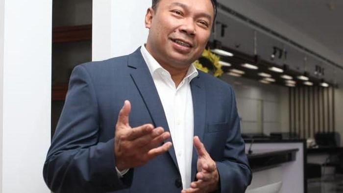 President Director Bank Bukopin Rivan A. Purwantono
