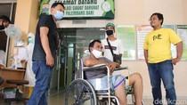 Sopir Taksi Online Dikeroyok di Polrestabes Palembang, Ini Awal Sebabnya