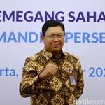 Mengintip Isi Garasi Darmawan Junaidi, Bos Baru Bank Mandiri