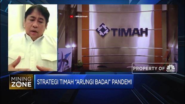 Teknologi Pengolahan, Tantangan PT Timah Gali Potensi Rare Earth(CNBC Indonesia TV)
