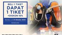 Trans Studio Bandung Beri Promo Buy 1 Get 1 & Tambahan Diskon, Mau?