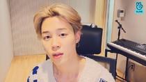 Jimin BTS Siaran V Live Ditonton 9 Juta Orang, Ini yang Disampaikannya