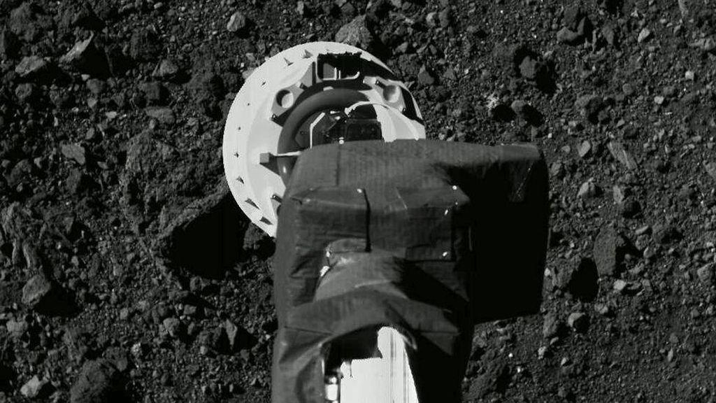 Wahana NASA Sukses Mendarat di Asteroid Bennu