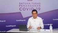 Satgas COVID Jawab Anggapan Perbedaan Penanganan Kerumunan HRS dan Demo