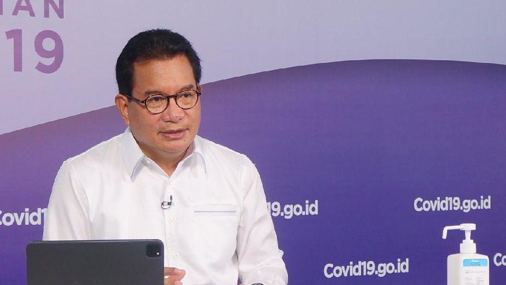 Video Satgas Covid: 70% Kabupaten Kota di Indonesia Berada di Zona Orange