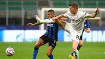 Inter Vs Moenchengladbach Tanpa Gol di Babak I
