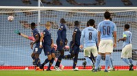 Man City Vs Porto: The Citizens Menang 3-1