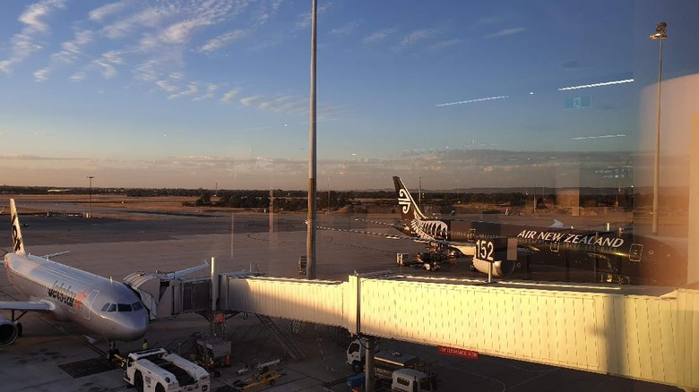Air New Zealand dan Jetstar Airways