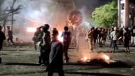 Demo Tolak Omnibus Law di Makassar Ricuh, Kapolda: Disusupi Aliansi Makar