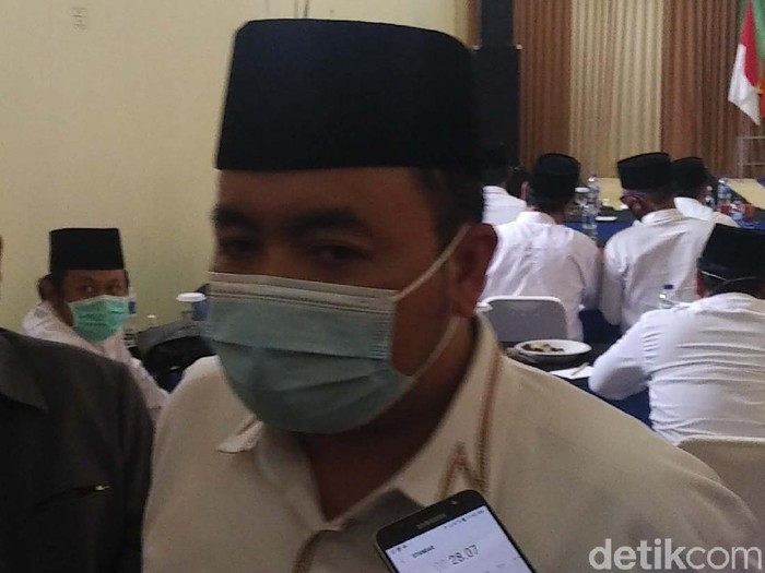 Anggota Bawaslu RI Muhammad Afifuddin