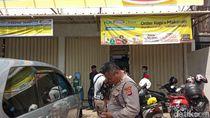 Bobol ATM di Bandung, Pelaku Tutup CCTV Pakai Cat Semprot