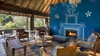 River Lodge, Royal Chundu Island Lodge, Kambora, Zambia. Apa yang harus diminum: Gin dan tonik.