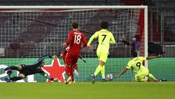 Bayern Vs Atletico: Juara Bertahan Pesta Gol 4-0