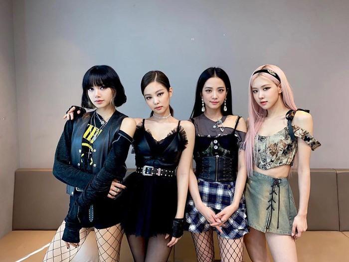 BLACKPINK Promosi Lovesick Girls di TV Amerika
