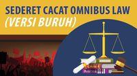 Sederet Cacat Omnibus Law