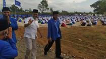 45 Tahun Tak Berjumpa, Indra Catri Bertemu Teman SD di Dharmasraya