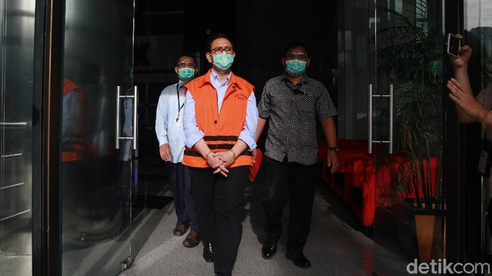 KPK menetapkan Direktur Utama PT PAL (Persero), Budiman Saleh sebagai tersangka baru kasus dugaan korupsi di PT Dirgantara Indonesia.