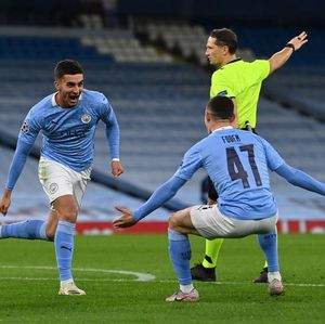 Gol dan Assist Ferran Torres Mengalir untuk Man City
