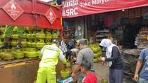 Operasi Pasar, Pertamina Pastikan Stok Elpiji 3 Kg di Ciamis Aman