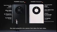 Kamera Huawei Mate 40 Pro Rajai DxOMark