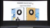 Pre-order Huawei Mate 40 Kalahkan iPhone 12 di China