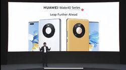Pre-order Huawei Mate 40 Kalahkan iPhone 12 di China