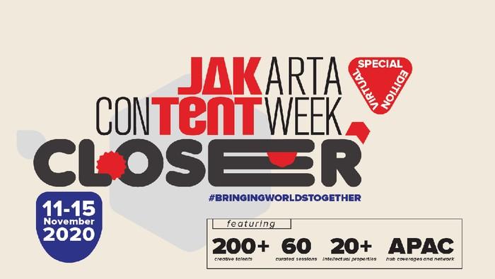 Jakarta Content Week 2020