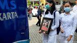 Jenazah Yulia yang Tewas Terbakar dalam Mobil Dimakamkan