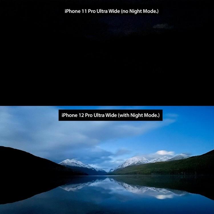 Jepretan iPhone 12 Pro