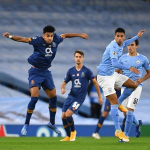 Man City Superior atas FC Porto