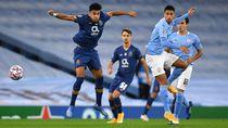 Man City Superior atas FC Porto