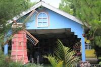 Sama dengan tempat wisata lainnya, Kampung Tulip juga sempat tutup selama pandemi COVID-19. (Siti Fatimah/detikcom)