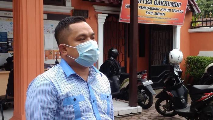 Ketua Bawaslu Medan, Payung Harahap (Datuk-detikcom)
