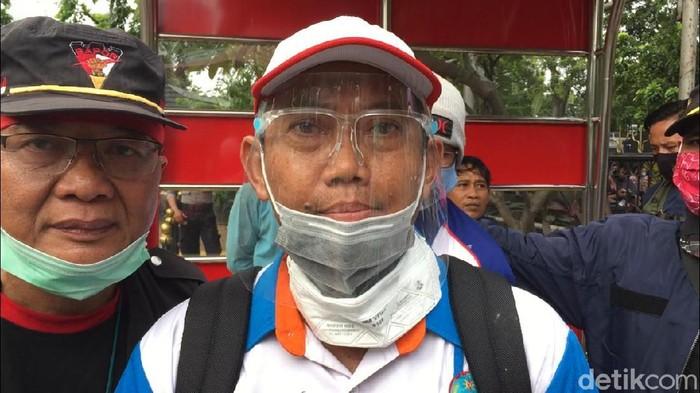 Ketua Umum LEM SPSI, Arif Minardi