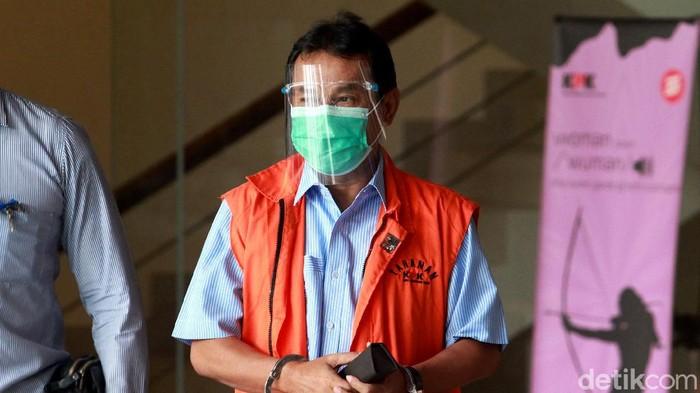 Rachmat Yasin merupakan mantan Bupati Bogor yang ditetapkan sebagai tersangka oleh KPK dalam dua kasus dugaan korupsi.