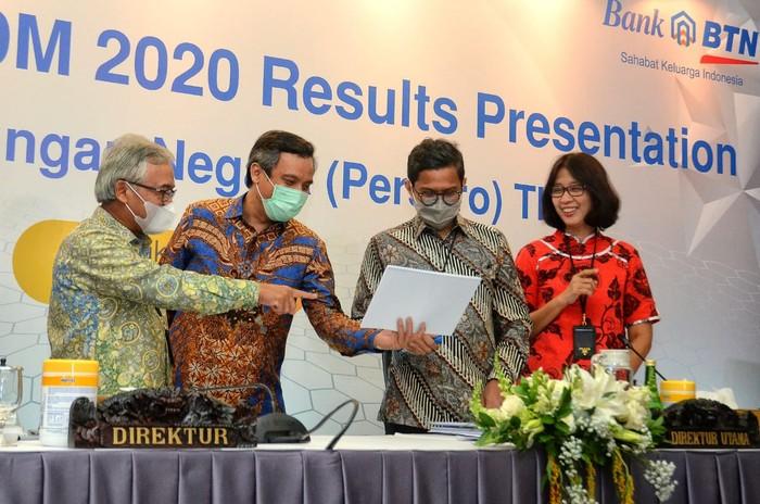 Mengakhiri kuartal III/2020, PT Bank Tabungan Negara (Persero) Tbk. mencatatkan prestasi positif dengan perolehan laba bersih yang melesat di level 39,72% secara tahunan (year-on-year/yoy).