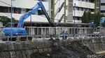 Antisipasi Banjir Kali Kwitang Dikeruk