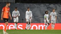 Ditekuk Shakhtar, Madrid Pertajam Rekor Buruk Tanpa Sergio Ramos