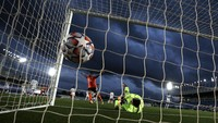 Madrid Vs Shakhtar: Los Blancos Tumbang 2-3
