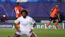 Babak I: Real Madrid Tertinggal 0-3 dari Shakhtar Donetsk