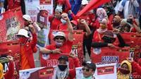 Lagi, Besok 5.000 Buruh Bakal Demo Tolak Omnibus Law dan UMP 2021