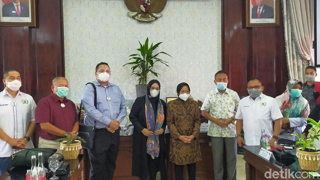 Pansus DPRD DKI Belajar ke Risma Atasi Persoalan Banjir