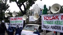 Pekerja Ambulans DKI Demo Anies, PD: Kalau Tak Ditemui Lagi, Kebangetan