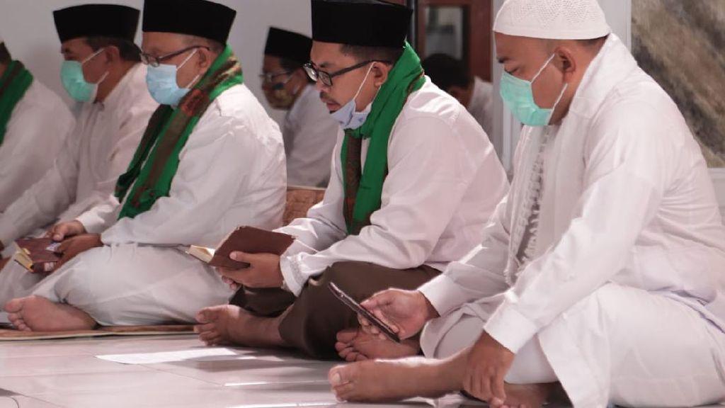 Hari Santri, Ponpes Husnul Khotimah Gelar Doa Bersama Agar Pandemi Berakhir