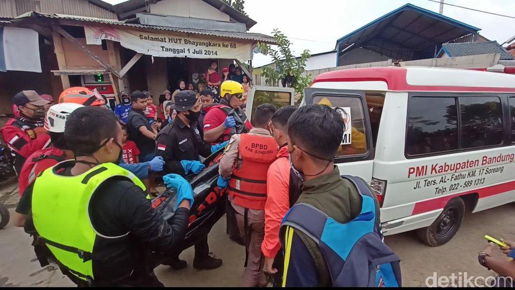 Bocah yang Tenggelam di Anak Sungai Citarum Ditemukan Tewas