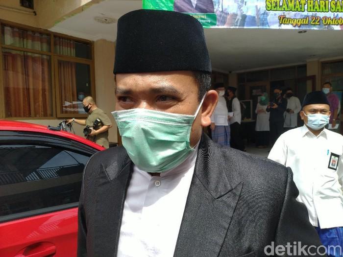 Pjs Wali Kota Depok Dedi Supandi (Sachril Agustin/detikcom)