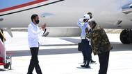 Jokowi Berkunjung ke Sultra, Resmikan Pabrik Gula-Jembatan Teluk Kendari