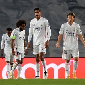 Rekor-rekor Buruk yang Iringi Kekalahan Real Madrid